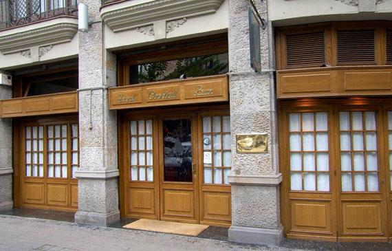 Coctel bar barcelona