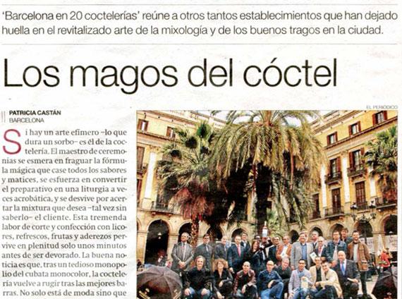 Coctelerias Barcelona
