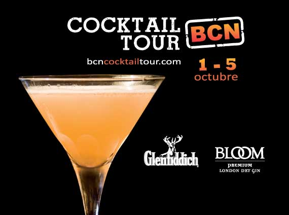 BCN Cocktail Tour 2012