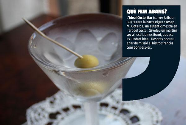 Martini en Barcelona