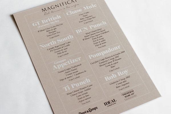 MAGNIFICAT 2014 II (90) Buffet