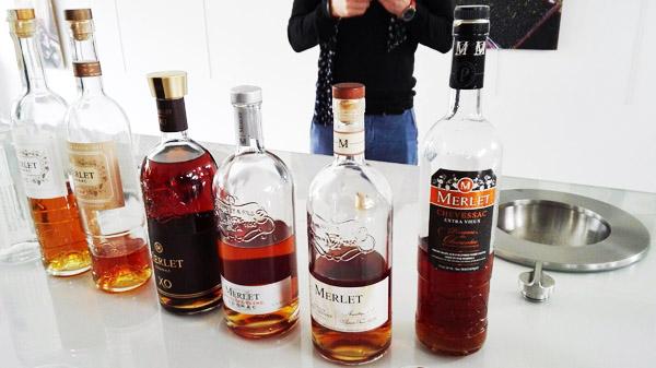 cognac tast